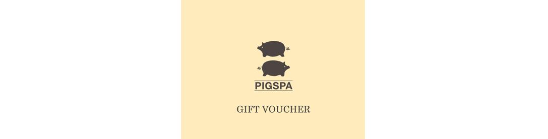 PIGSPA Gift Voucher